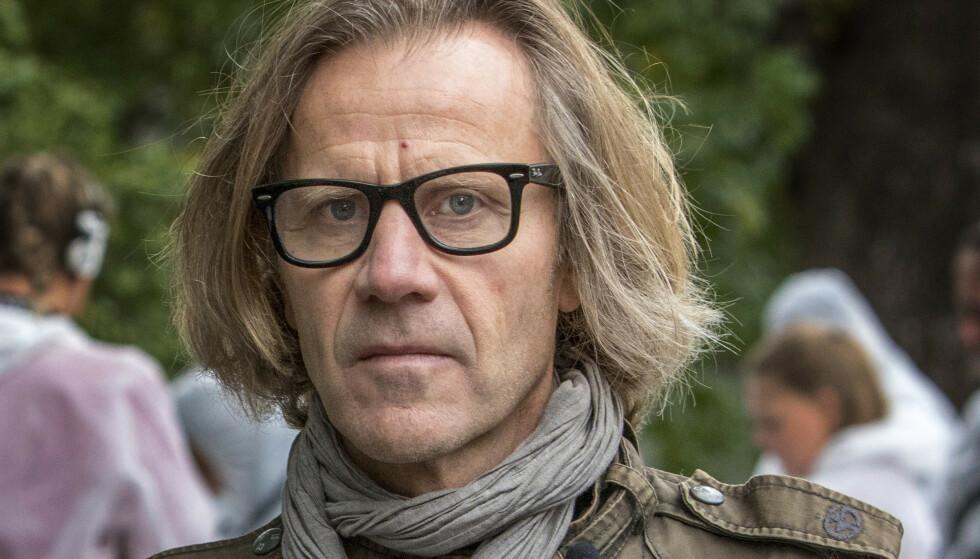 Generalsekretær Jon Peder Egenæs i Amnesty International Norge håper Norge vil fortsette å sette situasjonen i Qatar på dagsorden. Foto: Ole Berg-Rusten / NTB