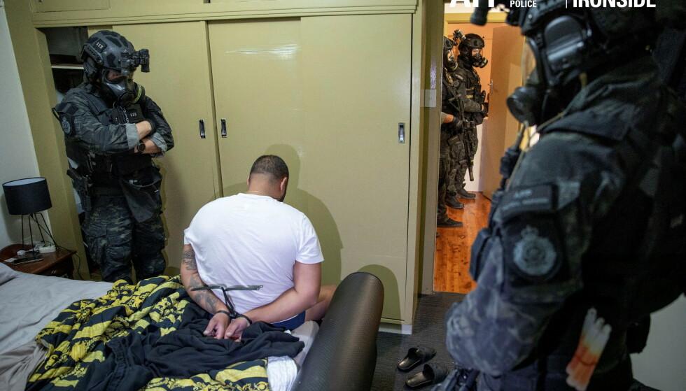 Foto: NTB scanpix / Australian Federal Police