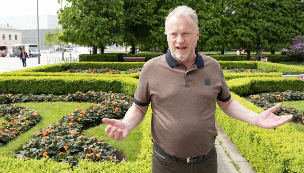 Byrådsleder Raymond Johansen (Ap) frykter utbrudd av deltavarianten i Oslo. Foto: Gorm Kallestad / NTB