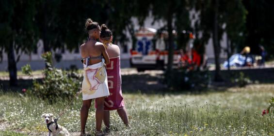 Image: To barn drept i skyteepisode