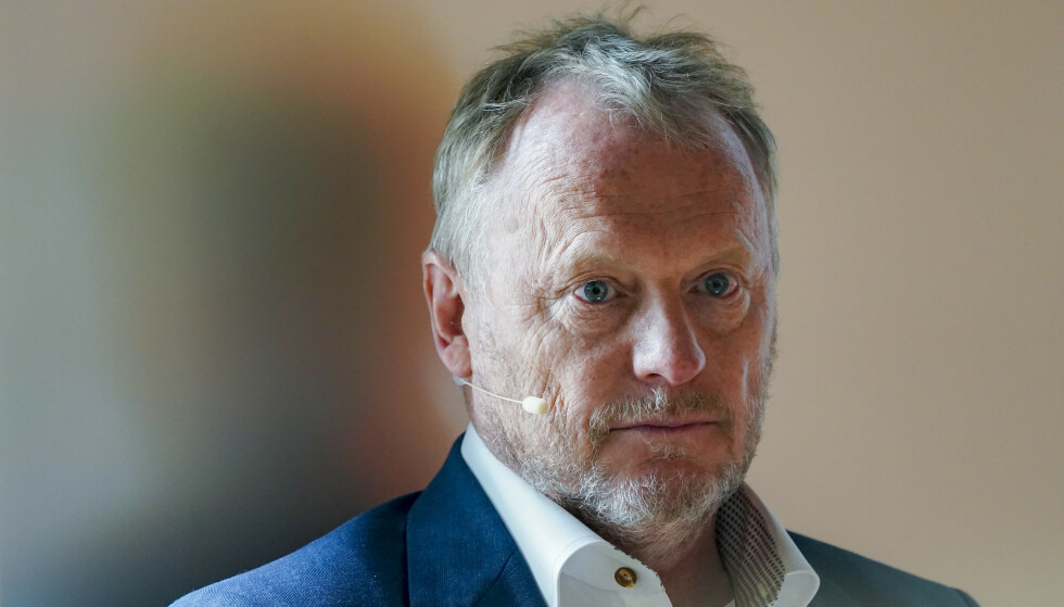 Byrådsleder Raymond Johansen (Ap). Foto: Torstein Bøe / NTB