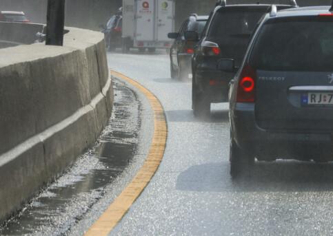 Image: Vil teste forbud mot bensin- og dieselbiler i Bergen og Oslo
