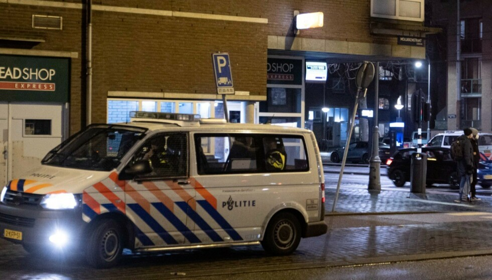 Amsterdam-politiet med kjempebeslag. (Foto: Shutterstock/NTB)