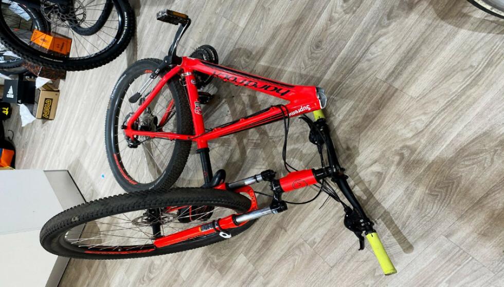 Brav tilbakekaller Hard Rocx Mean Machine 27R-sykler. Årsaken er at det er oppdaget flere tilfeller av rammebrudd i sykkelen.