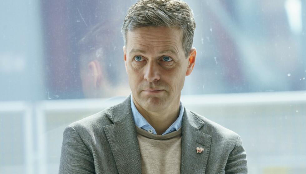 Samferdselsminister, Knut Arild Hareide (KrF).Foto: Torstein Bøe / NTB