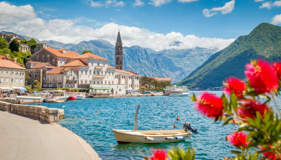 Montenegro. Foto: NTB.