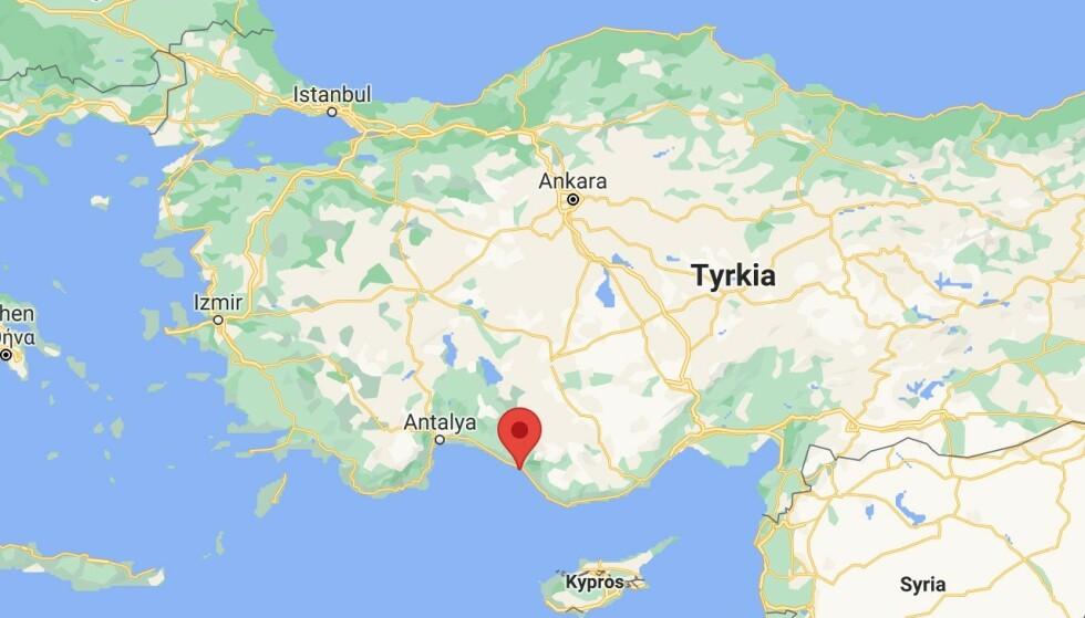 Norsk statsborger funnet død i Tyrkia