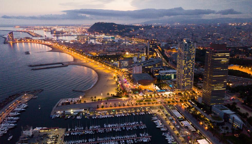 Barcelona. Foto: NTB.