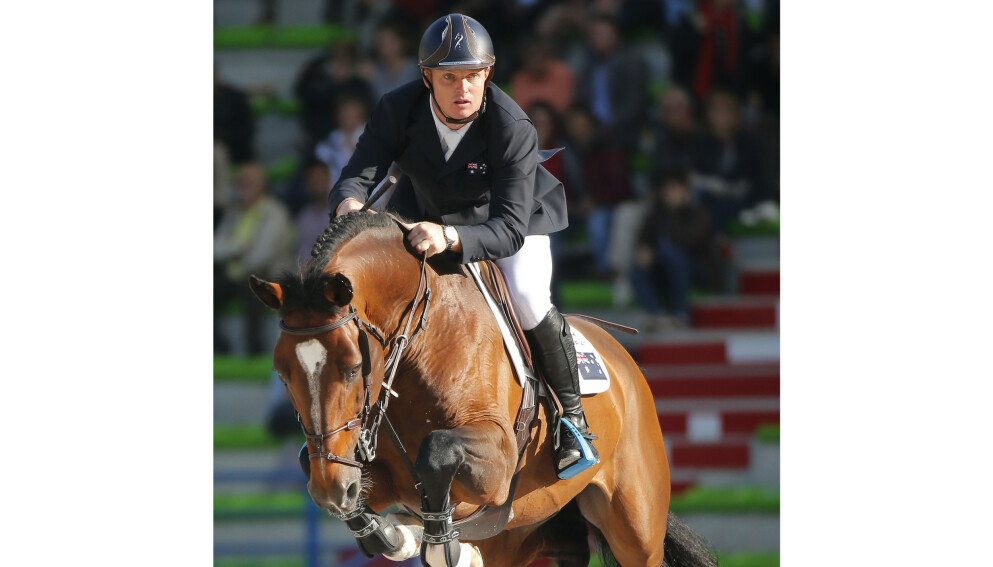 Jamie Kermond kan miste OL i Tokyo. Foto: Michel Euler, File / AP / NTB.