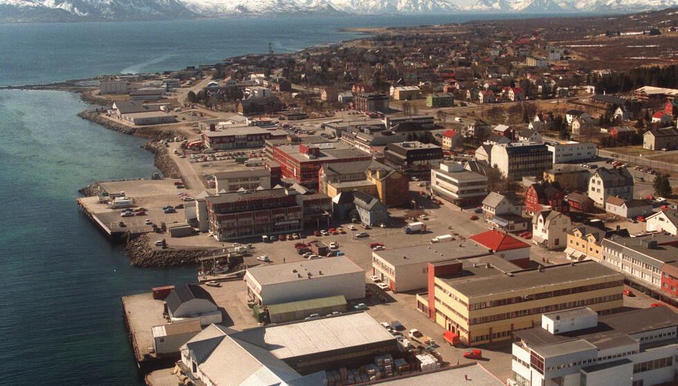 Det siste døgnet er det registrert 27 nye coronasmittede i Sortland kommune. FOTO: Aleksander Nordahl / SCANPIX