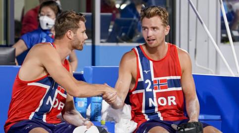 Image: Vant etter OL-thriller