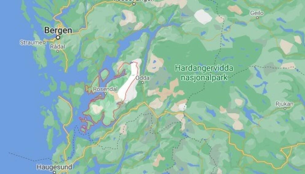 Kvinnherad er en kommune i Vestland fylke.