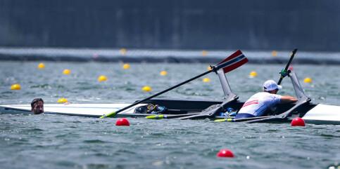 Image: Fikk OL-drømmen knust: - Sjokkerende