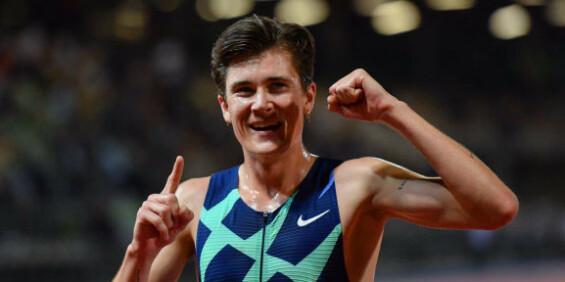 Image: Jakob Ingebrigtsen dropper 5000 meter
