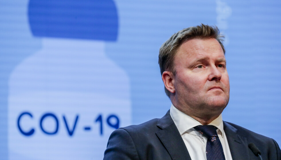 Assisterende helsedirektør Espen Rostrup Nakstad. Foto: Berit Roald / NTB