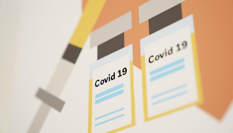 Til nå har 3.712.814 personer fått første dose av coronavaksinen, og 1.978.116 personer har fått andre dose. Foto: Torstein Bøe / NTB