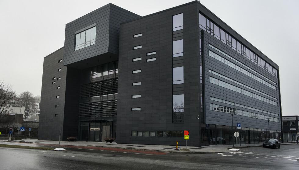 En mann i 30-årene er i Sør-Rogaland tingrett varetektsfengslet i fire uker, tiltalt for overgrep mot to unge gutter. Foto: Carina Johansen / NTB