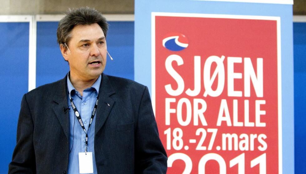 Tidligere statsråd og sjøfartsdirektør Olav Akselsen er død. Foto: Gorm Kallestad / NTB.
