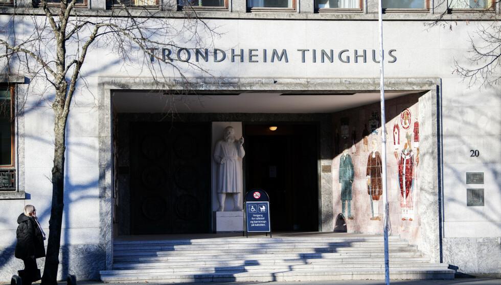 Rettssaken skal gå over en uke i Trøndelag tingrett i høst. Seks sakkyndige skal forklare seg. Foto: Ole Martin Wold / NTB