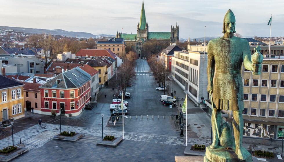 Formannskapet i Trondheim strammet torsdag inn coronatiltakene i kommunen. Foto: Gorm Kallestad / NTB