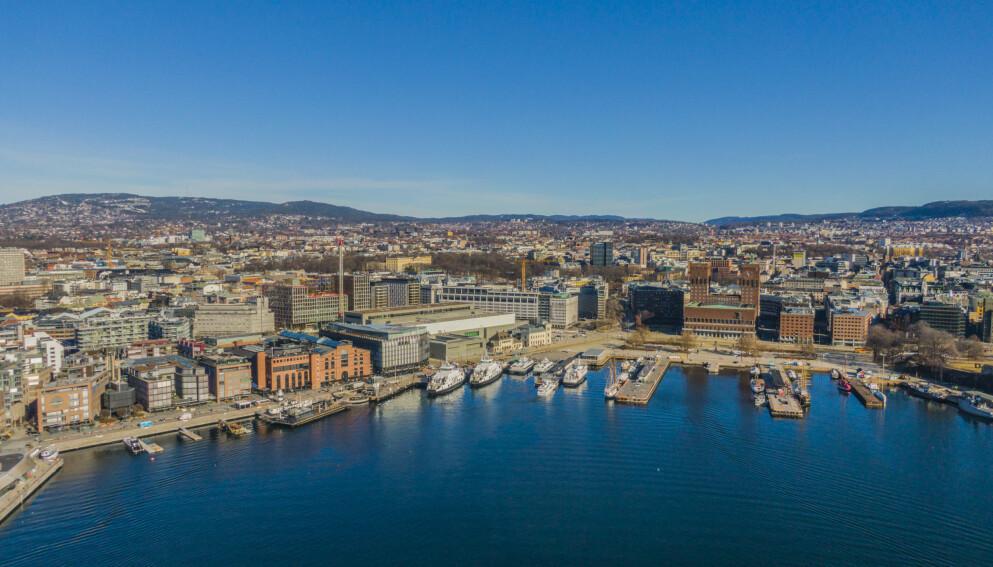 Oslo kommune framskynder vaksineregistrering for 16- og 17- åringer. Foto: Stian Lysberg Solum / NTB