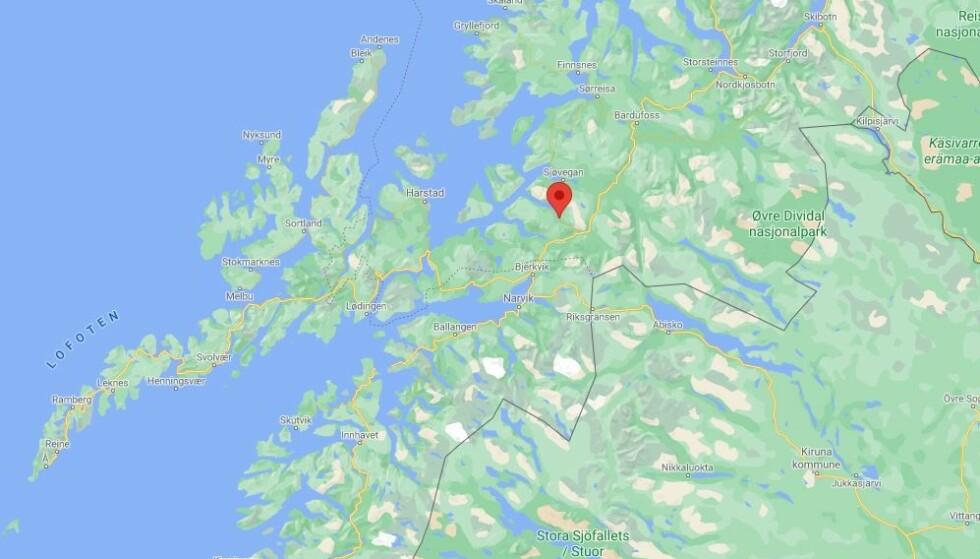Mann i 80-årene omkom i utforkjøring i Troms