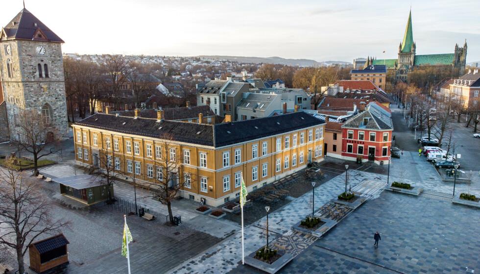 359 nye smittede i Trondheim i helgen. Foto: Gorm Kallestad / NTB