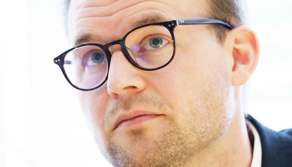 Kjell Ingolf Ropstad ledet høyresiden i KrF og tok over som partileder etter retningsvalget i 2018. Han tok partiet i regjering med Høyre, Frp og Venstre. Nå kan han bli straffet av velgerne. Foto: Torstein Bøe / NTB