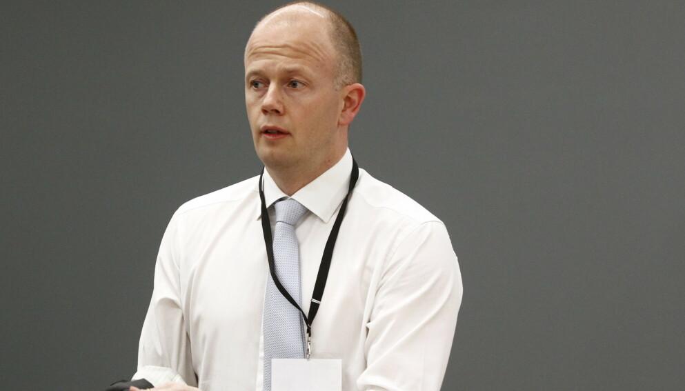 Advokat Svein Holden sier det nå er avtalt et nytt avhør av Jan Helge Andersen i Baneheia-saken. Foto: Lise Åserud / NTB
