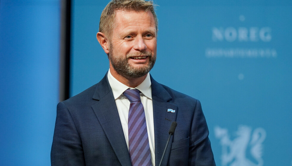 Regjeringen har ingen offisielle råd når det gjelder one night stands, slår helse- og omsorgsminister Bent Høie (H) fast. Foto: Ali Zare / NTB
