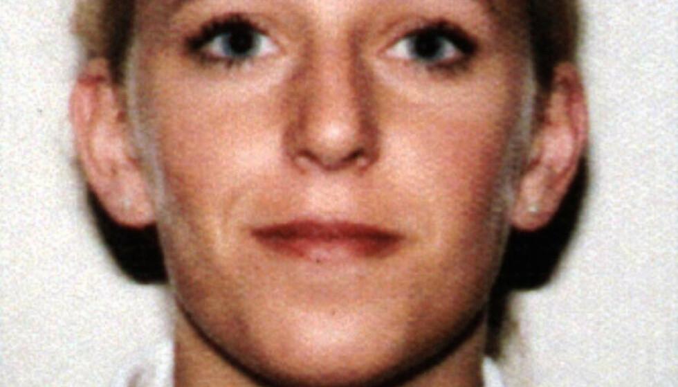 Tina Jørgensen ble funnet drept i 2000. Foto: Politiet/NTB