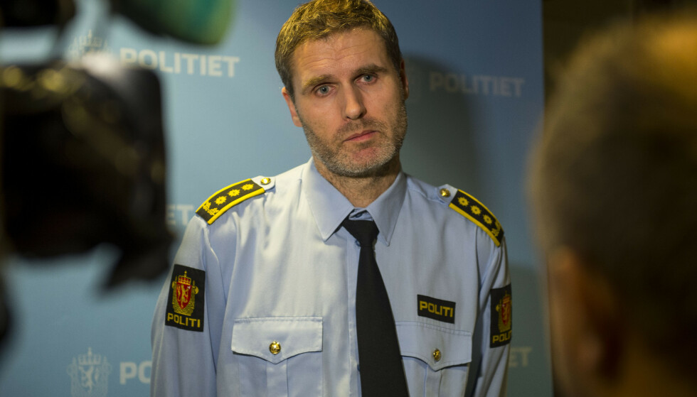 Politiadvokat Fredrik Soma. Foto: Carina Johansen / NTB
