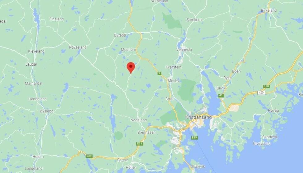 Foto: Skjermdump Google Maps