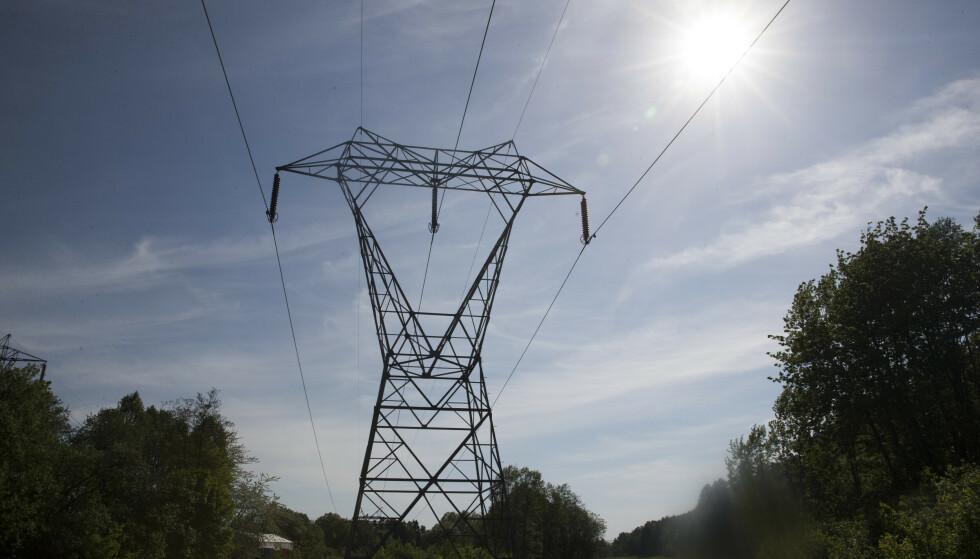 Strømregningene har gått rett til himmels den siste tiden. Det skyldes mange årsaker: Europa er i sving igjen etter pandemien og etterspørselen etter energi øker, samtidig som det er lite vann i magasinene. Foto: Terje Pedersen / NTB