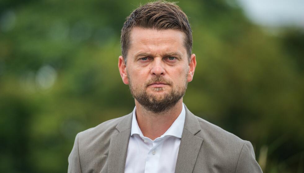Stavanger 20210909. Advokat Stian Kristensen representerer mannen som er siktet i Birgitte Tengs saken.Foto: Carina Johansen / NTB