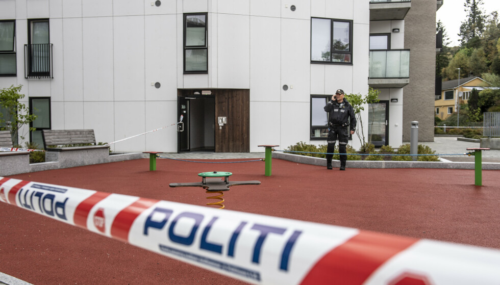 En mann er siktet for drap etter en voldshendelse i Bergen natt til søndag. En kvinne er død av skadene hun fikk. Foto: Marit Hommedal / NTB