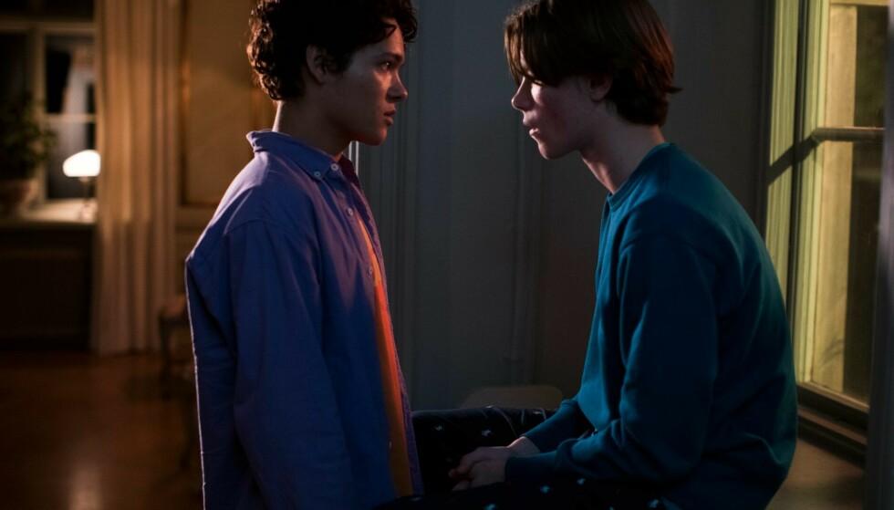 Young Royals er blant seriene som topper listen til IMDb i år. Foto: Netflix