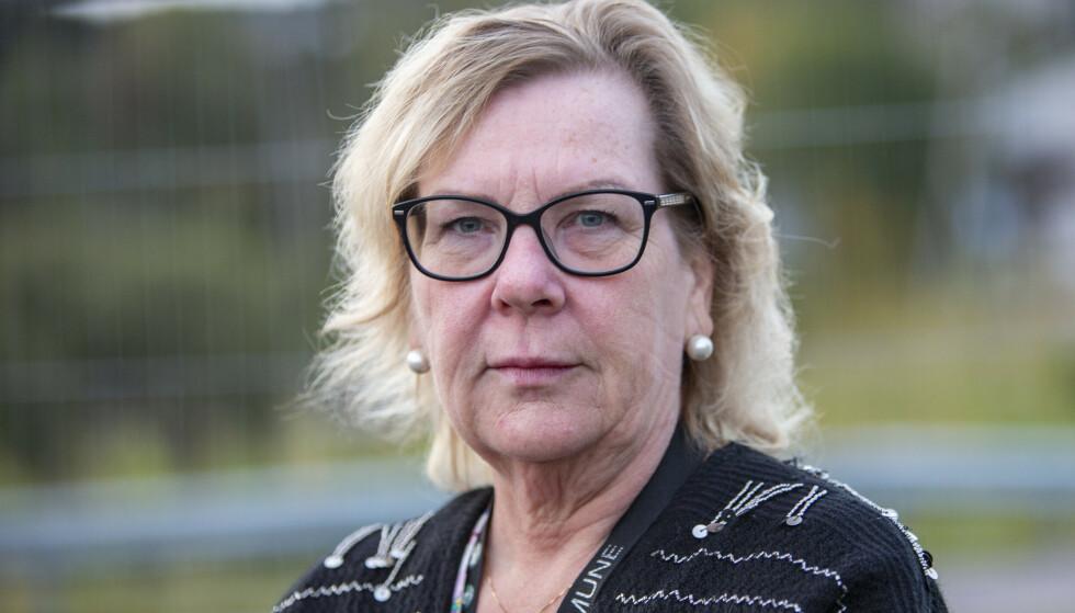 Tidligere ordfører i Nittedal Hilde Thorkildsen. Foto: Paul Kleiven / NTB
