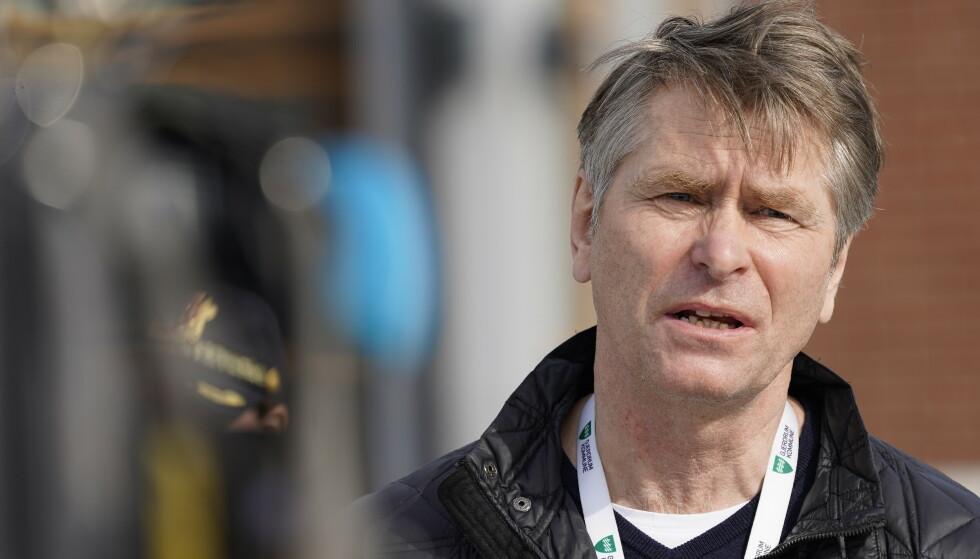 Ordfører Anders Østensen (Ap) i Gjerdrum håper på tydelige svar om årsaken til kvikkleireskredet som rammet kommunen i romjulen. Foto: Torstein Bøe / NTB