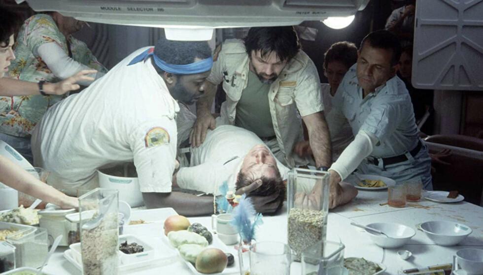 Alien: Den 8. passasjer er nummer tre på listen til IMDb. Foto: 1979 Paramount HE.