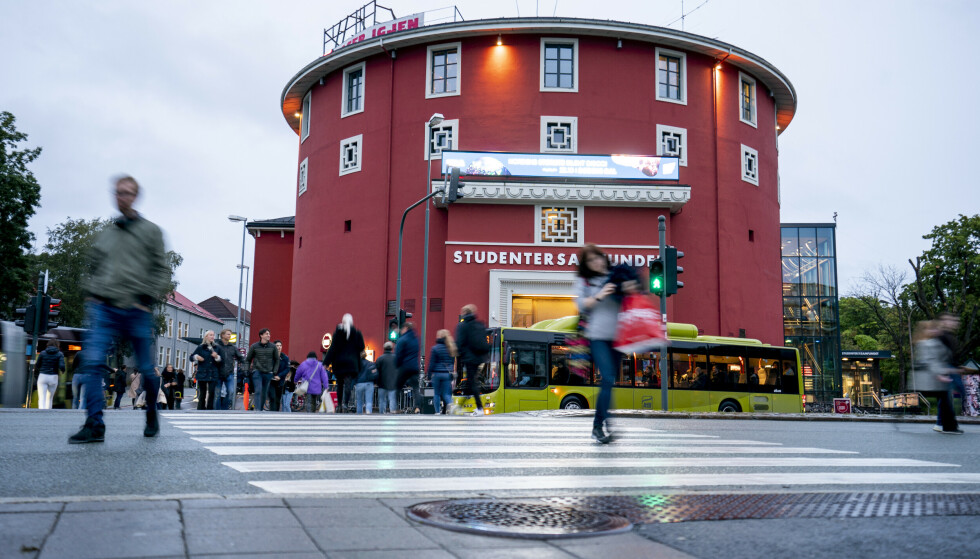 Samfundet i Trondheim. Foto: Ole Martin Wold / NTB