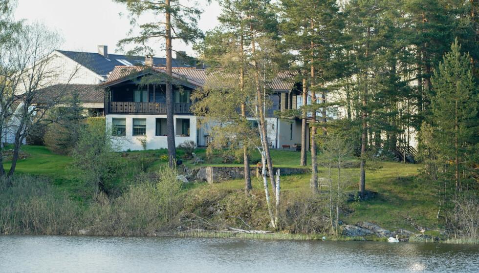 Anne-Elisabeth Hagen forsvant fra ekteparet Hagens bolig i Sloraveien i Lørenskog i oktober 2018. Hun er ikke funnet, og politiet etterforsker saken som et drap. Foto: Terje Pedersen / NTB