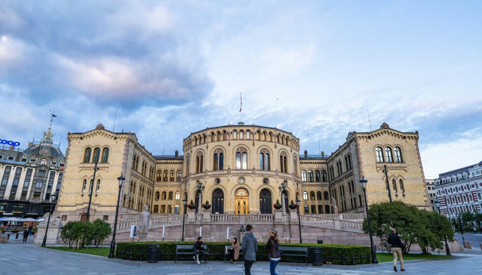 Stortinget fylles i disse dager opp med både nye og gjenvalgte representanter. Foto: Håkon Mosvold Larsen / NTB