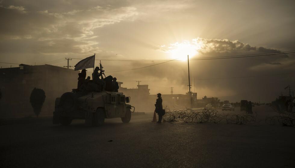 Amnesty International anklager Taliban for rene henrettelser. Arkivfoto: Felipe Dana / AP / NTB