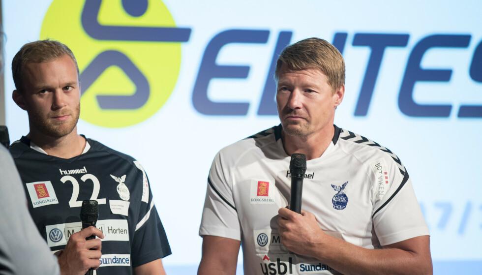 Johnny Jensen (til høyre) er glad Russland reagerer kraftig mot egne spillere etter kampfiksing. Foto: Vidar Ruud / NTB