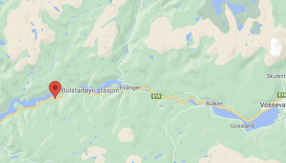 Skjemdump Google Maps