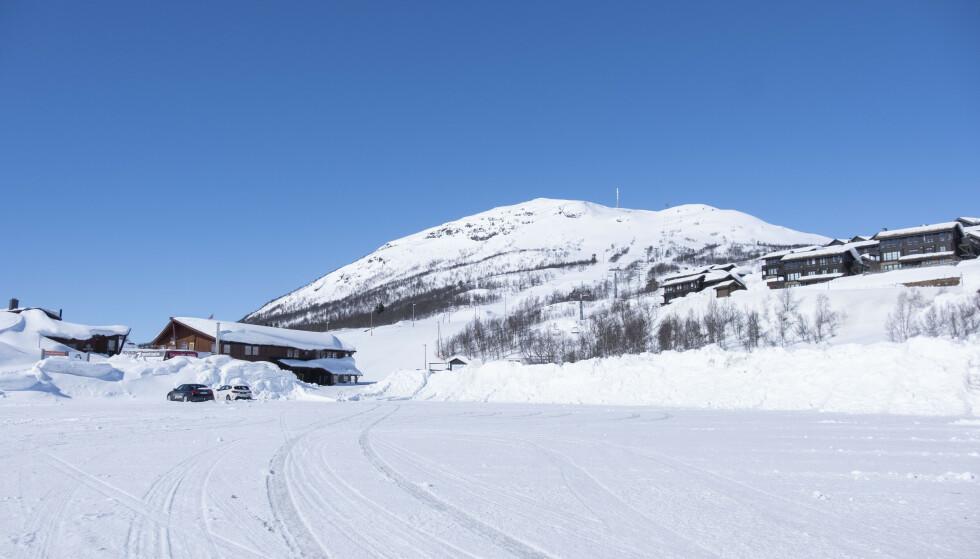 Slik så det ut på Hovden i fjor vinter. (Illustrasjonsfoto: Tor Erik Schrder / NTB)
