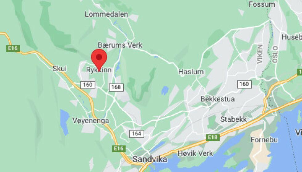 Rykkinn er et boligområde i Bærum kommune utenfor Oslo, med ca. 15 000 innbyggere i området.