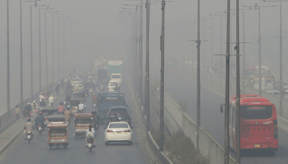 Rapporten fastslår at det er de som blir mest berørt av klimaendringene, som er minst ansvarlige for dem. Arkivfoto: K.M. Chaudary / AP / NTB