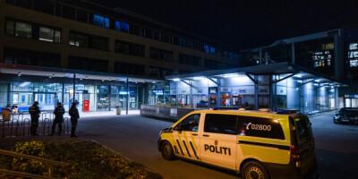 Image: To personer pågrepet etter knivstikking